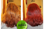 Infore Color Before and After 1