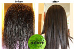Infore Hair Straightening Before and After 10