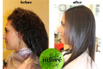 Infore Hair Straightening Before and After 11