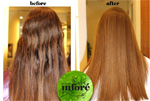 Infore Hair Straightening Before and After 12