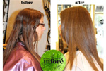 Infore Hair Straightening Before and After 13