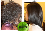 Infore Hair Straightening Before and After 16