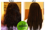 Infore Hair Straightening Before and After 18