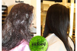 Infore Hair Straightening Before and After 19