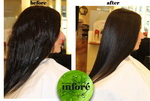 Infore Hair Straightening Before and After 21