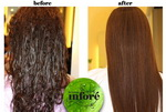 Infore Hair Straightening Before and After 24