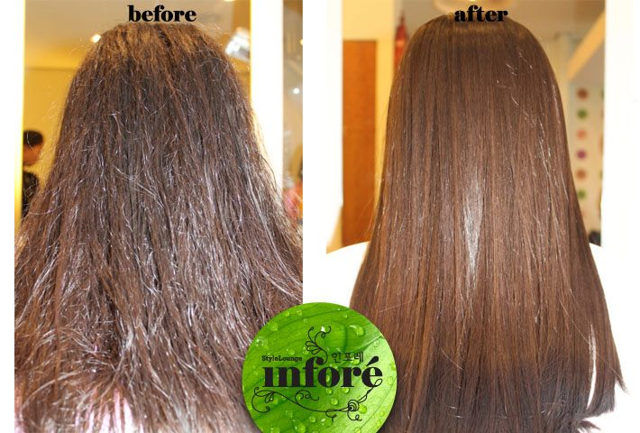 The Gallery For Gt Japanese Hair Straightening Before And