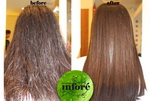 Infore Hair Straightening Before and After 25