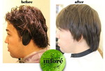 Infore Hair Straightening Before and After 29