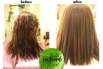 Infore Hair Straightening Before and After 31
