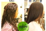 Infore Hair Straightening Before and After 32