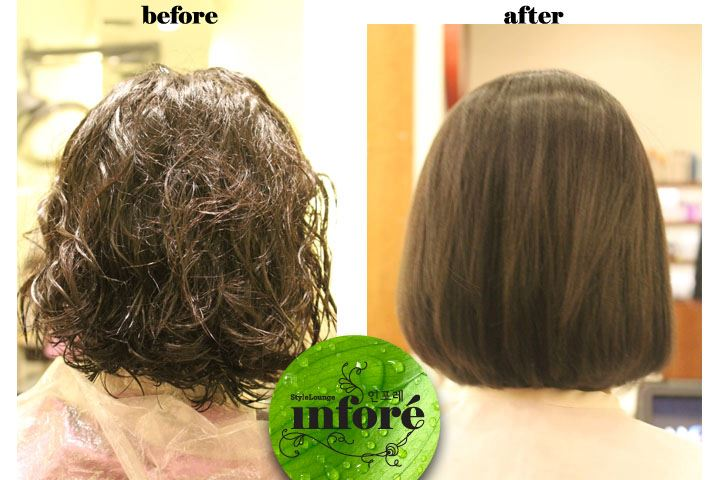 Keratin Hair Treatment Pictures Before And After Photo Of