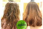 Infore Hair Straightening Before and After 34