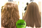 Infore Hair Straightening Before and After 37