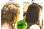 Infore Hair Straightening Before and After 38