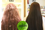 Infore Hair Straightening Before and After 41