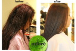 Infore Hair Straightening Before and After 42