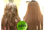 Infore Hair Straightening Before and After 43
