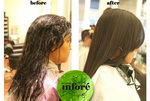 Infore Hair Straightening Before and After 47