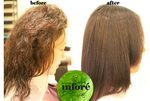 Infore Hair Straightening Before and After 48