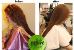 Infore Hair Straightening Before and After 52