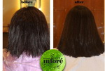 Infore Hair Straightening Before and After 53