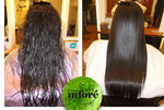 Infore Hair Straightening Before and After 54