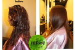 Infore Hair Straightening Before and After 56