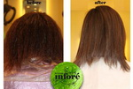 Infore Hair Straightening Before and After 58