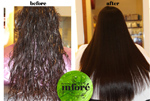 Infore Hair Straightening Before and After 5