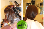 Infore Hair Straightening Before and After 7