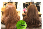 Infore Keratin Treatment Before and After 11