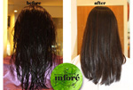 Infore Keratin Treatment Before and After 12