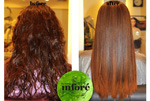 Infore Keratin Treatment Before and After 14