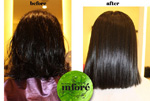 Infore Keratin Treatment Before and After 19