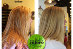 Infore Keratin Treatment Before and After 23
