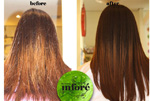 Infore Keratin Treatment Before and After 24