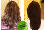 Infore Keratin Treatment Before and After 26