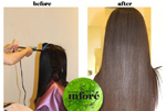 Infore Keratin Treatment Before and After 28