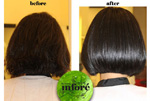 Infore Keratin Treatment Before and After 29