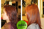 Infore Keratin Treatment Before and After 31
