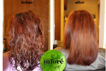 Infore Keratin Treatment Before and After 32