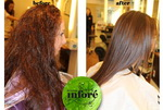 Infore Keratin Treatment Before and After 35