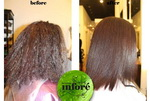 Infore Keratin Treatment Before and After 39