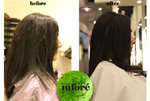 Infore Keratin Treatment Before and After 3