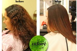 Infore Keratin Treatment Before and After 41