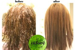 Infore Keratin Treatment Before and After 46