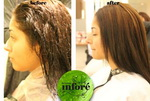 Infore Keratin Treatment Before and After 47