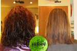 Infore Keratin Treatment Before and After 4