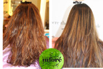 Infore Keratin Treatment Before and After 6
